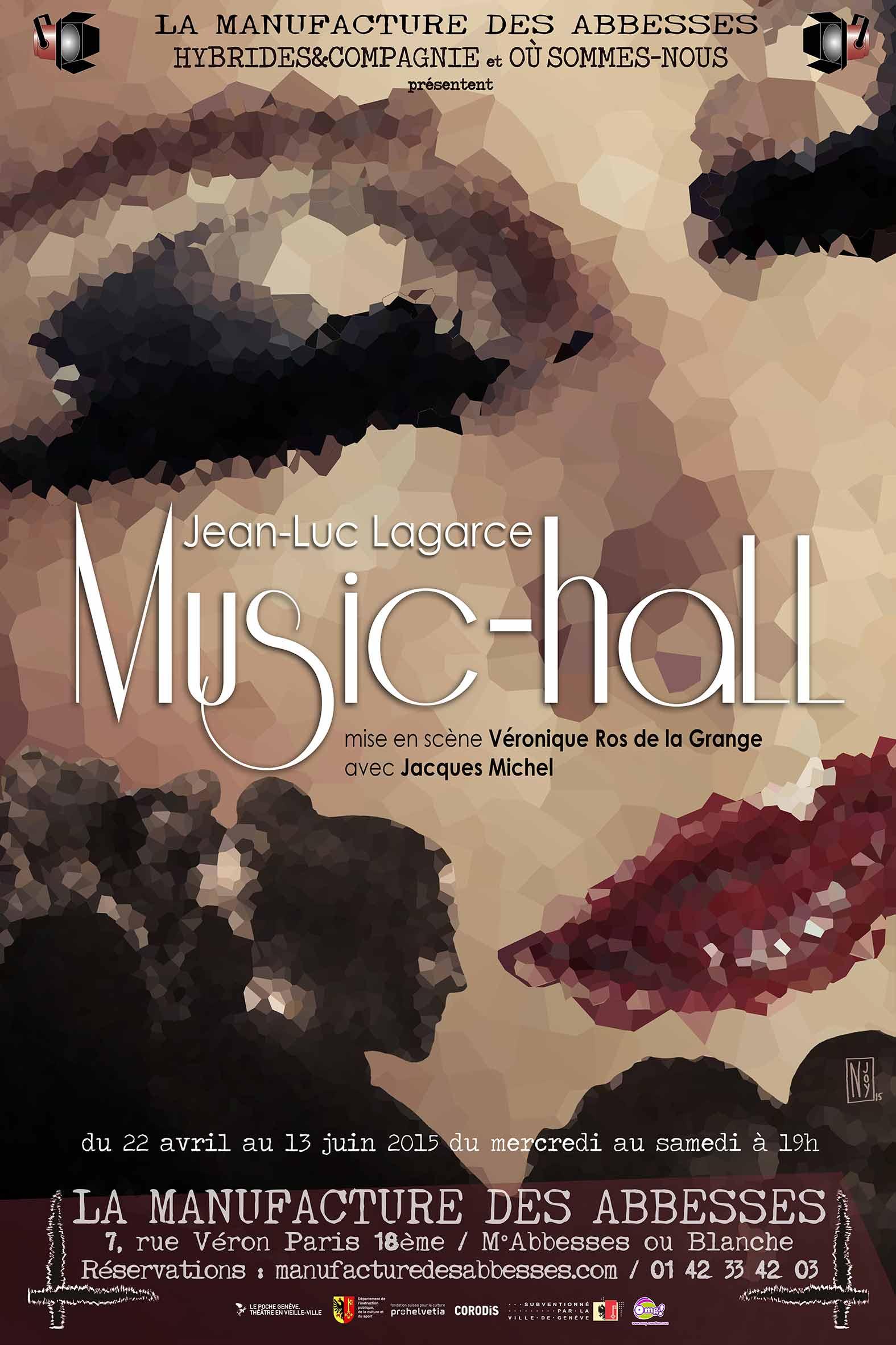 réalisations | références clients Réalisations | références clients musichall afficheweb