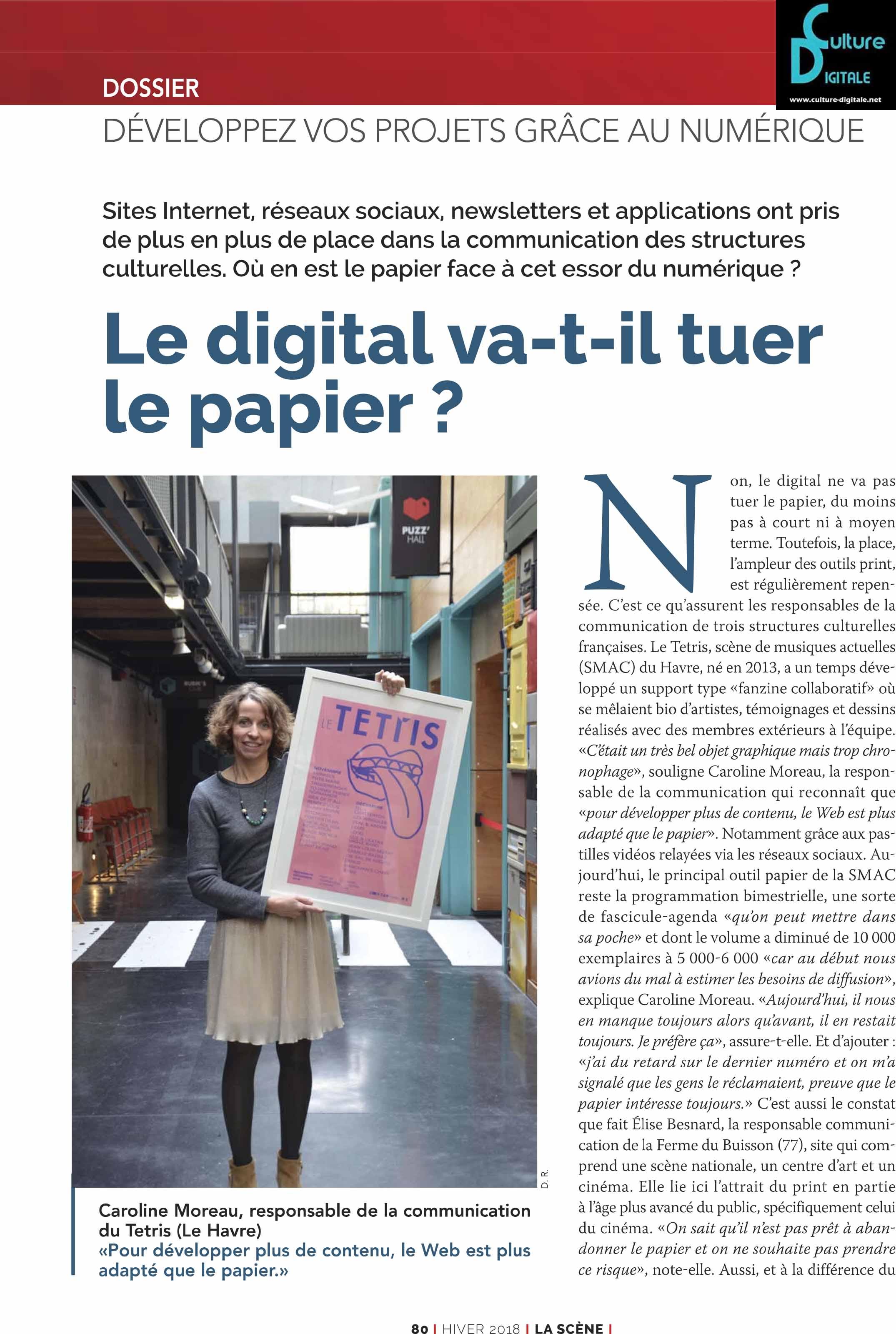 numerique-et-papier-la_scene-1  Le numérique va-t-il tuer le papier ? numerique et papier la scene 1