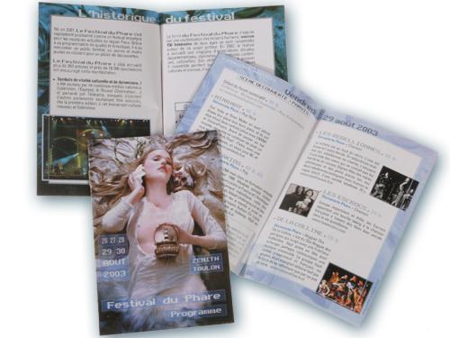 réalisations | références clients Réalisations | références clients programme du festival du phare