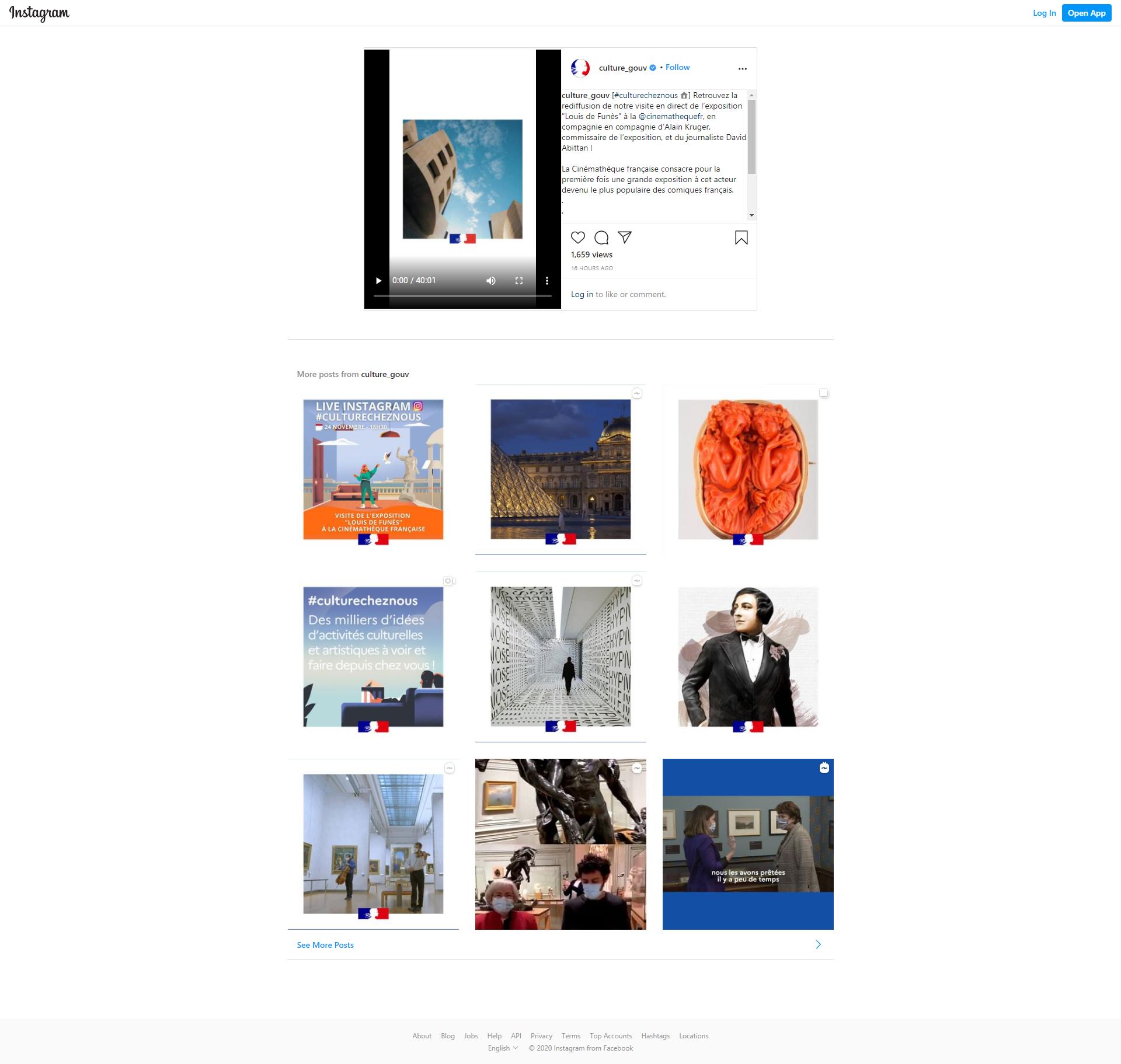 social média manager - stratégie digitale culturelle - ministère de la culture Jean-Vincent Banes | Social média manager | Ministère de la Culture | stratégie digitale culturelle instagram ministere de la culture jean vincent banes